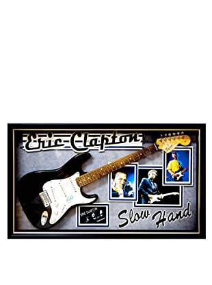 Slow Hand- Signed By Eric Clapton