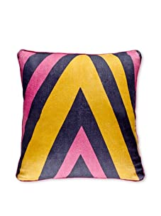 AphroChic The Vibe Pillow (Saffron/Pink)