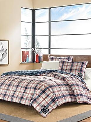 Eddie Bauer Sun Valley Plaid Comforter Set