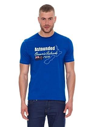 Astounded Camiseta Carolina del Sur (Azul)