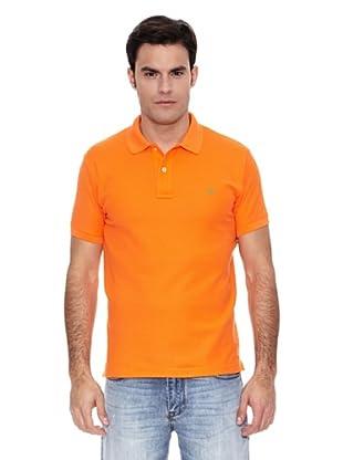 Pedro del Hierro Polo Piqué Pdh (Naranja)