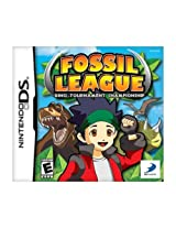 Fossil League D.T.C. (Dino Tournament Championship) - Nintendo DS