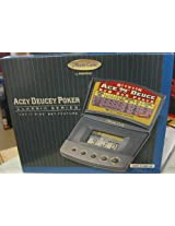 Acey Deucey Poker (Classic Series) Electronic Handheld Game