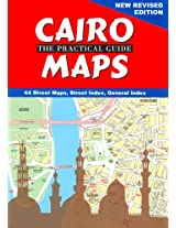 Cairo: The Practical Guide Maps