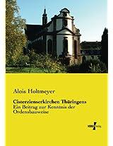 Cisterzienserkirchen Thüringens (German Edition)