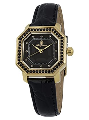 Burgmeister Damen-Armbanduhr XS Allinges Analog Quarz Leder BM168-222