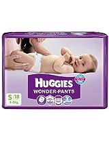 Huggies Wonder Pants S 18S