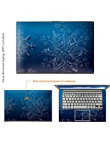 Matte Decal Skin Sticker (Matte finish) for ASUS UX31 & UX32 Series UX31E UX31A UX32A and UX32VD (Notes: view IDENTIFY image for correct model) with 13.3 screen case cover MAT_Zenbook_UX31-128