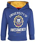 Ollypop Full Sleeves T Shirt University Print - Attached Hood