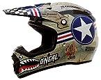 O'Neal 5 Series Visor for Multicolor/White Wingman Helmet