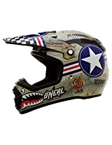 O'Neal 5 Series Visor for Multicolor/White Wingman Helmet