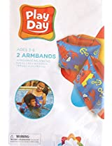 Play Day Sailor Crab Armbands Floaties Ages 3 6