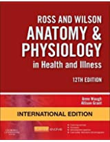 Ross and Wilson Anatomy and Physiology in Health and Illness, International Edition