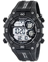 Armitron Sport Men's 40/8331BLK Digital Chronograph Black Resin Strap Watch
