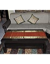 Lalhaveli Handmade Silk Table Runner 60 X 16 Inches