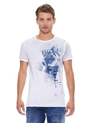 Salsa T-Shirt Palm Beach Slim