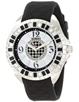 Police Analog Black Dial Women's Watch - PL13090JS/28E