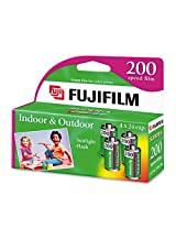 Fuji : Superia 35mm Color Print Film, 200 ASA, Four 24-Exposure Rolls per Pack -:- Sold as 2 Packs of - 4 - / - Total of 8 Each