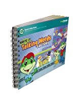Leapfrog Writing Workbook Talking Words Factory, Multi Color