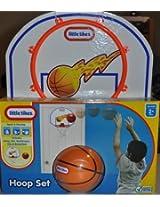 Little Tikes Basketball Hoop Set