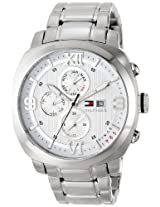 "Tommy Hilfiger Men's 1790970 ""Sport Luxury"" Stainless Steel Watch"