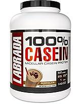 Labrada Nutrition 100% Casein Micellar Casein Protein - 52 Servings (Chocolate)