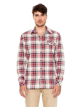 Timberland Camisa (Granate)