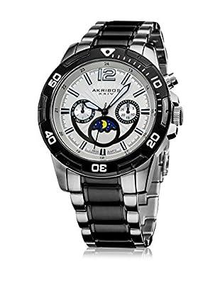 Akribos XXIV Reloj con movimiento cuarzo suizo Man AK574TTB 43 mm