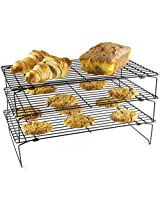 3 Tier Cooling Rack for cool cookies, cakes, Pastries