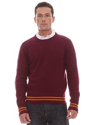 Gant Jersey Redondo (Rojo)