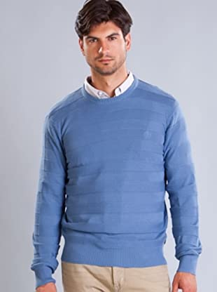 Timberland Jersey Rayas (Azul)