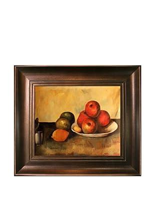 Paul Cézanne Still Life with Apples