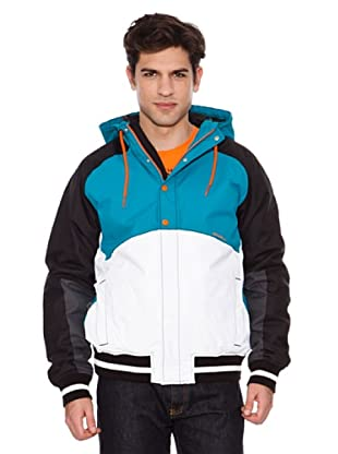 O'Neill Chaqueta B-The Edge (Blanco / Azul / Negro)