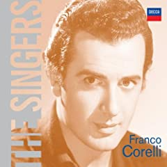 The Singers: Franco Corelli