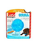Petstages Orka Tennis Ball Dog Toy