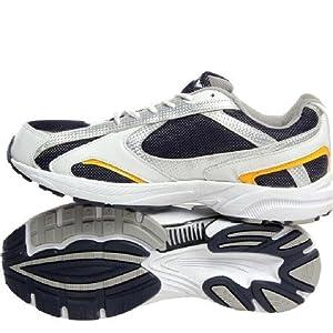 Nivia Yorks Jogging Shoes, White 6
