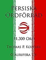Persiska Ordforrad (Swedish Edition)