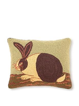 Warren Kimble Cozy Bunny Hook Pillow