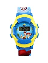 Toy Story Buzz Lightyear Rescue Kids Digital Watch - Blue