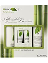 Matrix Biolage Fortetherapie Limited-Edition Kit, 4 Count