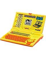 Prasid Kids English Learner Computer, Lemon/Orange