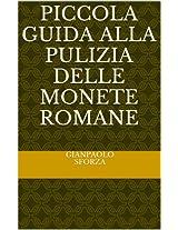Piccola guida alla pulizia delle monete romane (Italian Edition)