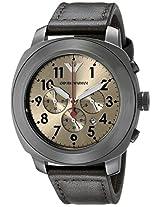 Emporio Armani Men's AR6055 Sportivo Analog Display Analog Quartz Brown Watch