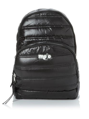 Mojo Pufft Backpack, Black