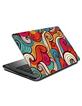 meSleep Abstract Laptop Skin