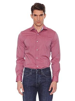 Hackett Camisa Lisa (Rojo)