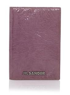 JIL SANDER Women's Passport Holder (Lilac)