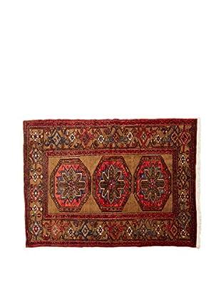 RugSense Alfombra Persian Hamadan Marrón/Rojo/Azul 198 x 120 cm