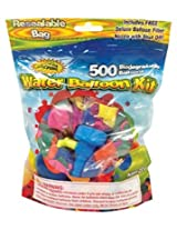 Water Sports Water Balloon Refill Kit 500-Pack