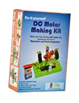 Do It Yourself DC Motor Making Kit Educational Learning Toy